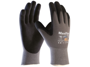 MAXIFLEX ULTIMATE ADAPT PALM COATED GLOVES SZ 9 (L)
