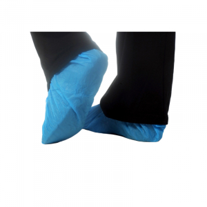 16IN DISPOSABLE OVERSHOE PACK OF 100