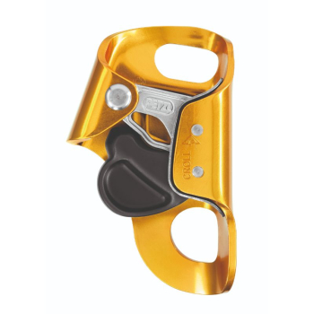 PETZL CROLL ROPE CLAMP CHEST ASCENDER SIZE SMALL