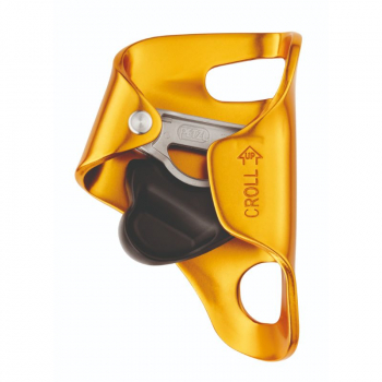 PETZL CROLL CLAMP CHEST ASCENDER SIZE LARGE