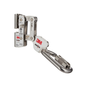 3M PROTECTA CABLOC LIFELINE WITH STAINLESS STEEL CARABINER