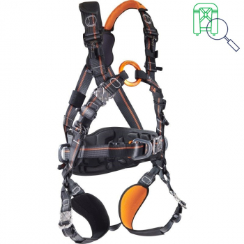 SERVICE INSPECTION OF PPE LANYARDS & HARNESSES
