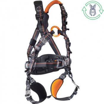 HIRE SKYLOTEC IGNITE PROTON WIND HARNESS SZ M/2XL