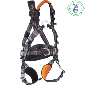 HIRE SKYLOTEC IGNITE PROTON WIND STEEL HARNESS SZ XS/M