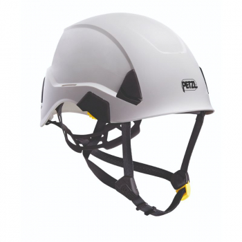PETZL STRATO L/WEIGHT HELMET DUAL WITH CHINSTRAP