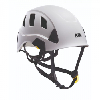 PETZL STRATO VENT HELMET DUAL WITH CHINSTRAP