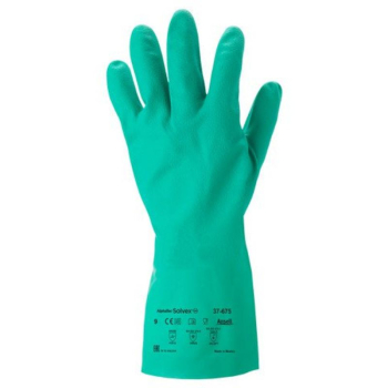 ANSELL SOLVEX 37-675 FLOCKED GLOVE