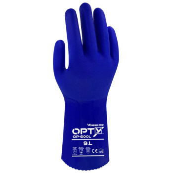 WONDERGRIP OPTY CHEM PVC TRIP COAT 30CM GLOVE